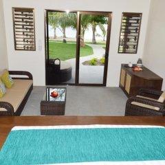 Отель Mantaray Island Resort 3* Вилла с различными типами кроватей фото 10