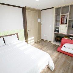 K Hostel Люкс с различными типами кроватей фото 8