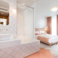 Отель Le Lapin Blanc 4* Стандартный номер с двуспальной кроватью