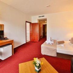 Prestige Hotel and Aquapark 4* Стандартный номер с различными типами кроватей фото 13