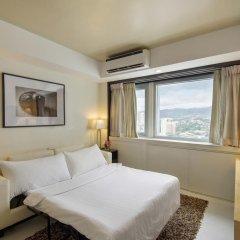 Quest Hotel & Conference Center - Cebu 3* Номер Делюкс с различными типами кроватей фото 5