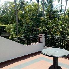 Отель Sagarika Beach Hotel Шри-Ланка, Берувела - отзывы, цены и фото номеров - забронировать отель Sagarika Beach Hotel онлайн балкон