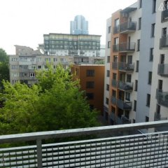 Отель Centro apartamentai-Konarskio apartamentai балкон