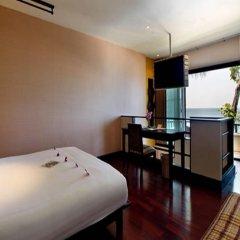 Отель Andaman White Beach Resort 4* Люкс с различными типами кроватей фото 4