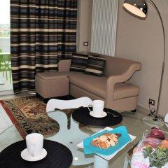 Отель Nero D'Avorio Aparthotel 4* Апартаменты Премиум 2 отдельные кровати фото 6