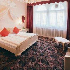 Отель Aviano Pension 4* Стандартный номер с двуспальной кроватью фото 15