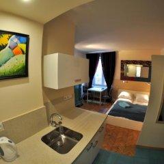 Old Town Kanonia Hostel & Apartments Люкс с различными типами кроватей фото 4