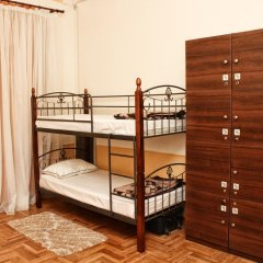 Olive Hostel Кровать в общем номере с двухъярусной кроватью фото 2