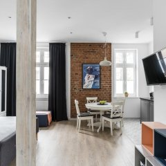 Апартаменты Sanhaus Apartments Студия фото 3
