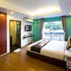 Отель Korbua House 3* Представительский номер с различными типами кроватей