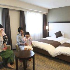 Daiwa Roynet Hotel Oita 3* Стандартный номер с различными типами кроватей фото 11
