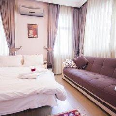 Апартаменты Feyza Apartments Семейные апартаменты с двуспальной кроватью фото 25