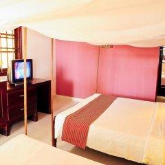 Отель Sea Star Resort 3* Улучшенное бунгало с различными типами кроватей фото 2