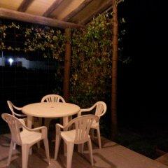 Отель Cabañas El Eden Сан-Рафаэль балкон