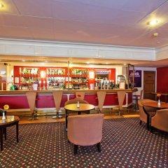 Отель Britannia Hotel Leeds Великобритания, Лидс - отзывы, цены и фото номеров - забронировать отель Britannia Hotel Leeds онлайн гостиничный бар фото 2