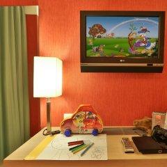 Best Western Hotel Porto Antico 3* Стандартный семейный номер с двуспальной кроватью фото 4