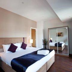 Отель The Spires Glasgow 4* Апартаменты с различными типами кроватей фото 3