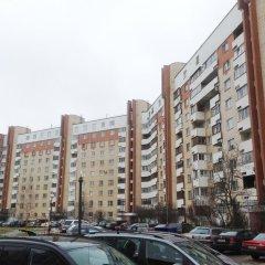 Апартаменты Molnar Apartments Минск парковка