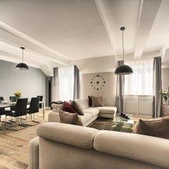 Отель Art Residence Krocinova Чехия, Прага - отзывы, цены и фото номеров - забронировать отель Art Residence Krocinova онлайн комната для гостей фото 2