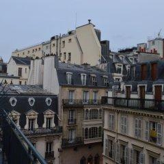 Hotel Queen Mary Paris 3* Стандартный номер с двуспальной кроватью фото 3