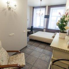 Мини-Отель Меланж Улучшенный номер с различными типами кроватей фото 8