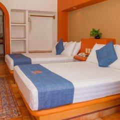 Hotel Villa Mexicana 3* Стандартный номер с 2 отдельными кроватями фото 3