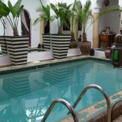 Отель Riad Al Warda бассейн фото 2