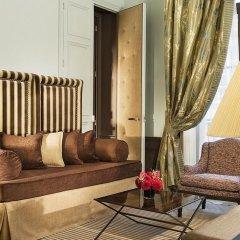 Отель Le Saint 4* Стандартный номер с различными типами кроватей фото 3
