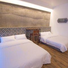 Отель Glur Bangkok Стандартный номер разные типы кроватей (общая ванная комната) фото 22