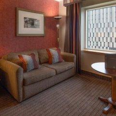 Отель Hilton Glasgow комната для гостей фото 16