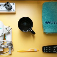 Hostel Korea - Original Стандартный номер фото 7