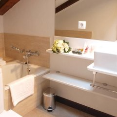 Отель Hosteria Sierra del Oso ванная фото 2