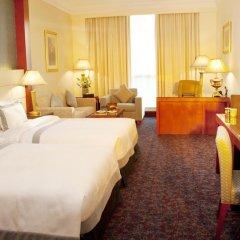 Grand Excelsior Hotel Al Barsha 4* Улучшенный номер с различными типами кроватей фото 6
