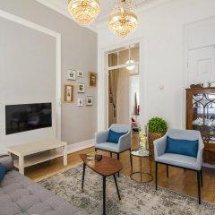 Апартаменты Lisbon Guests Apartments Лиссабон комната для гостей фото 5