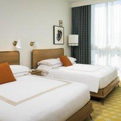 Отель The Confidante - in the Unbound Collection by Hyatt 4* Стандартный номер с различными типами кроватей фото 16