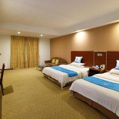 Qingyuan Baili Hotel 3* Номер Делюкс с различными типами кроватей фото 2