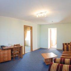 Гостиница Авиатор Люкс с разными типами кроватей фото 5