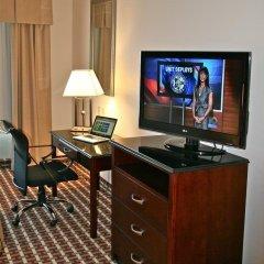 Holiday Inn Express Hotel & Suites Columbus Univ Area - Osu 2* Стандартный номер с различными типами кроватей фото 4