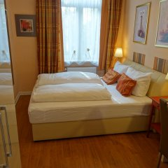 Hotel Villa Konstanz 3* Стандартный номер фото 13