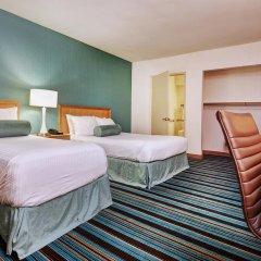 Отель Good Nite Inn West Los Angeles-Century City комната для гостей фото 3