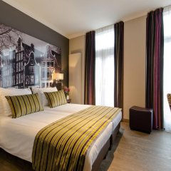 Отель Citadel Нидерланды, Амстердам - 2 отзыва об отеле, цены и фото номеров - забронировать отель Citadel онлайн комната для гостей фото 5