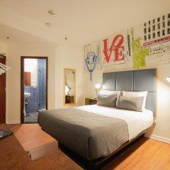 Отель CITY ROOMS NYC - Soho Стандартный номер с различными типами кроватей фото 6