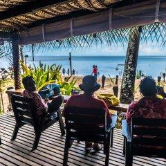 Отель Robinson Crusoe Island Фиджи, Вити-Леву - отзывы, цены и фото номеров - забронировать отель Robinson Crusoe Island онлайн питание фото 2