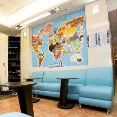 Гостиница Travel Inn Aviamotornaya 2* Кровать в общем номере с двухъярусной кроватью фото 6