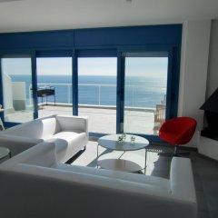 Отель Terrazas del Mar Испания, Курорт Росес - отзывы, цены и фото номеров - забронировать отель Terrazas del Mar онлайн комната для гостей фото 5