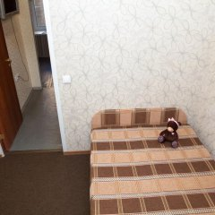 Marusya House Hostel Стандартный номер с двуспальной кроватью (общая ванная комната) фото 6