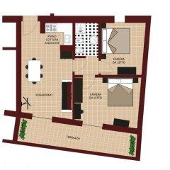 Отель ApartHotel Quadra Key 4* Апартаменты с различными типами кроватей фото 18