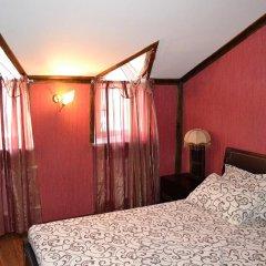 Gnezdo Gluharya Hotel Люкс с различными типами кроватей