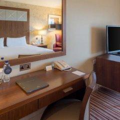 Отель Hilton Glasgow удобства в номере фото 2