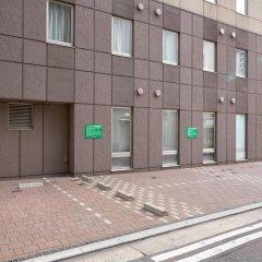 Отель Vessel Inn Hakata Nakasu Фукуока парковка